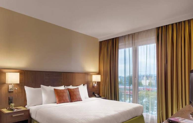 Courtyard by Marriott Munich City East - Room - 30