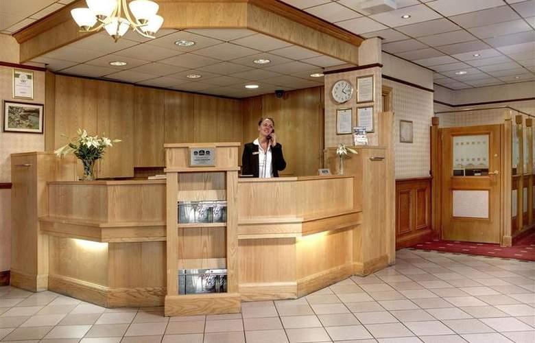 Best Western Hotel St Pierre - General - 39