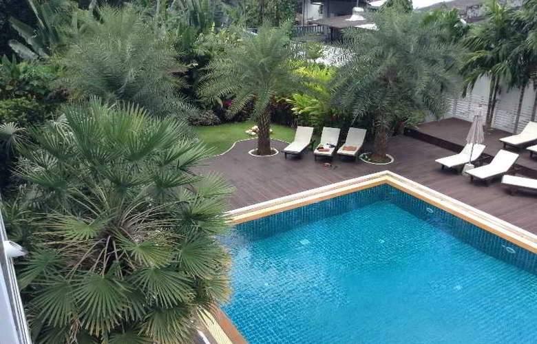Dee Andaman Hotel Pool Bar - Pool - 22
