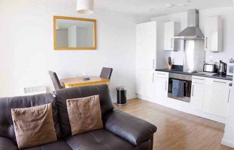 Liverpool One by Bridgestreet Apartments - Room - 10