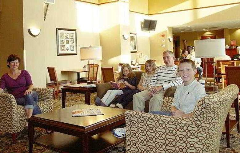 Hampton Inn & Suites Lino Lakes - General - 0