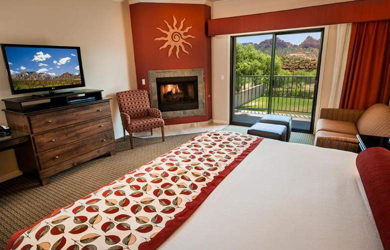 Best Western Arroyo Roble Hotel & Creekside Villas - Room - 65