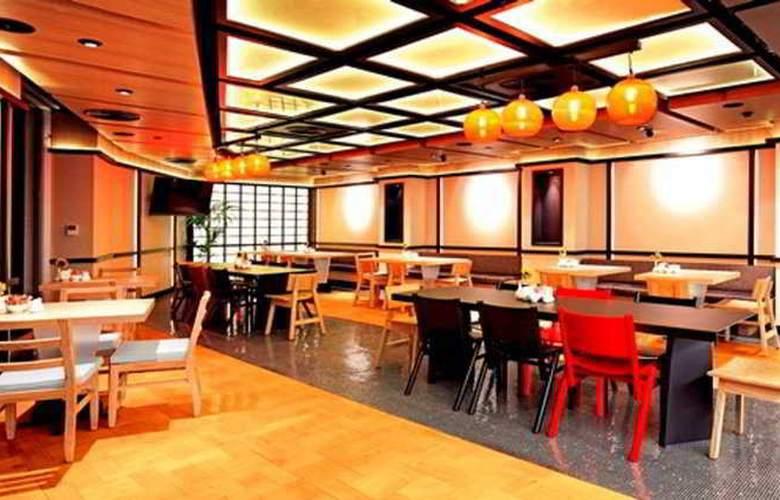 Fraser Place Anthill Istanbul - Restaurant - 9