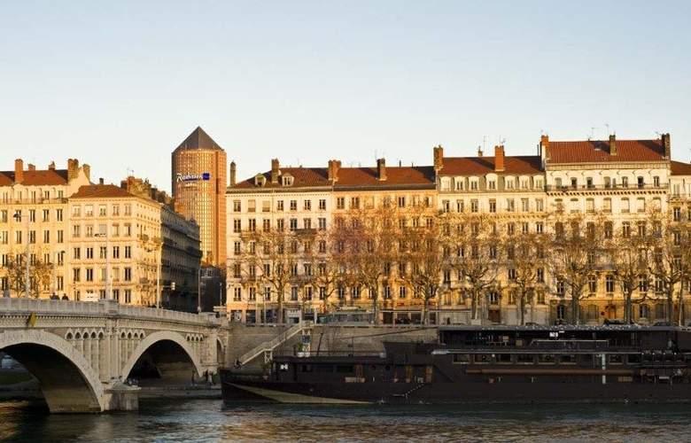 Radisson Blu Lyon - Hotel - 0