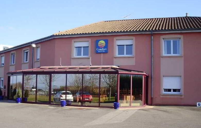 Comfort hotel Paray Le Monial - Hotel - 0