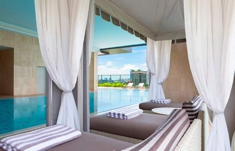 Oriental Residence Bangkok - Pool - 36