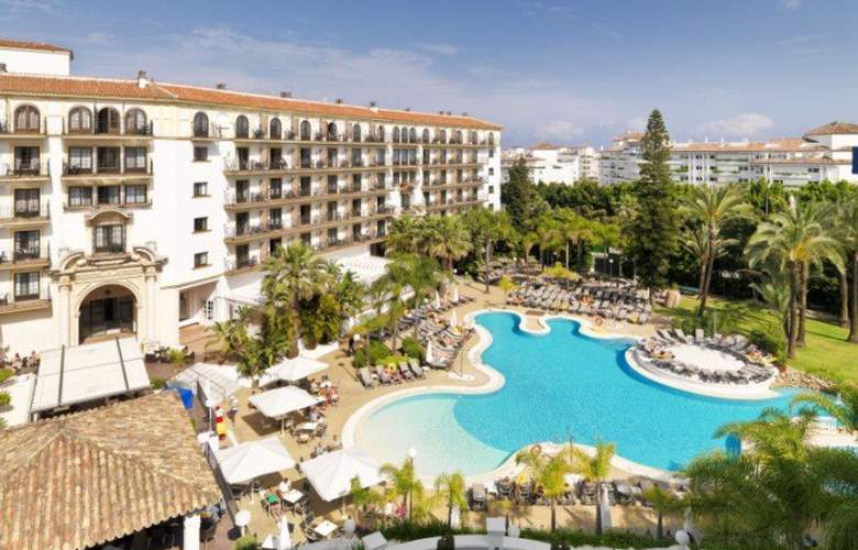 H10 Andalucia Plaza  - Pool - 4