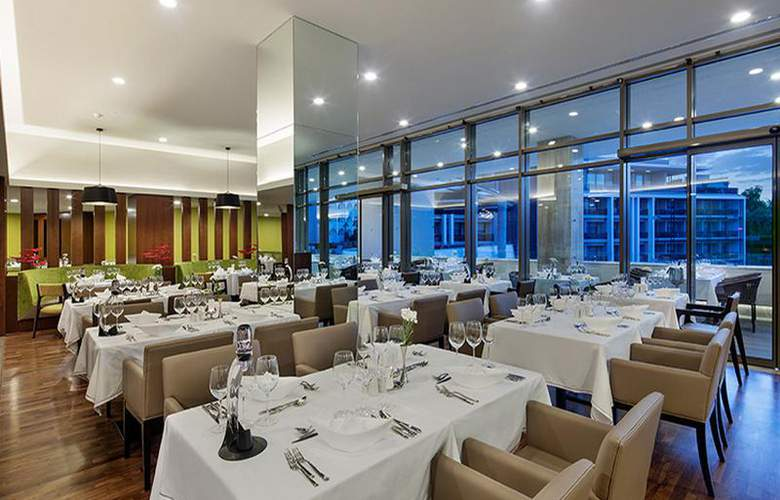 The Sense De Luxe - Restaurant - 35
