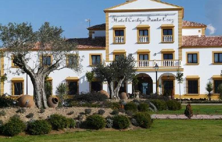 Cortijo Santa-Cruz - Hotel - 4