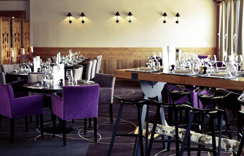 Mercure Les Deux-Alpes 1800 - Restaurant - 5