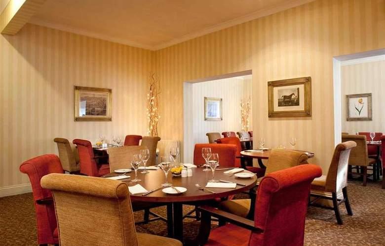 Mercure Milton Keynes Parkside House - Restaurant - 50
