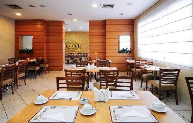 Quality Suites Botafogo - Restaurant - 22