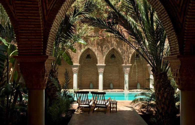 La Sultana Marrakech - Pool - 14