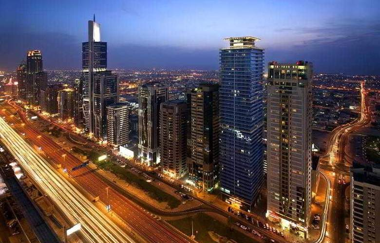 Four Points by Sheraton Sheikh Zayed Road - Hotel - 23