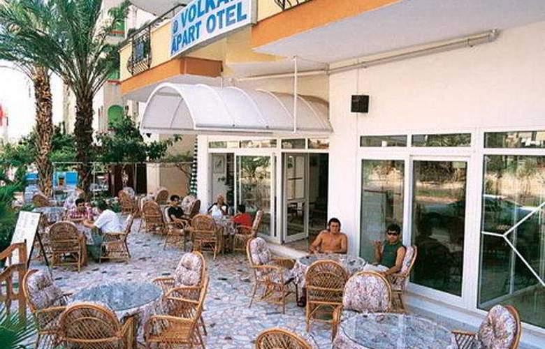 Volkan Hotel - Terrace - 7
