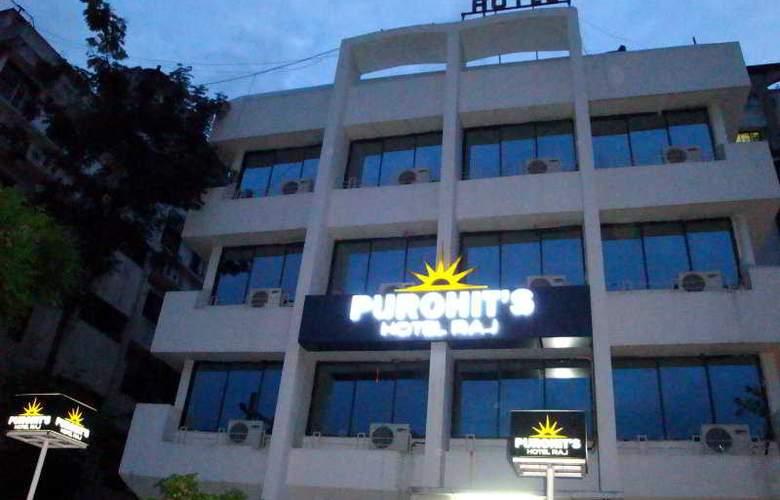Purohit S Hotel Raj - Hotel - 0