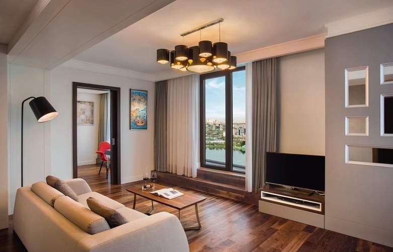 Mövenpick Istanbul Golden Horn - Room - 8
