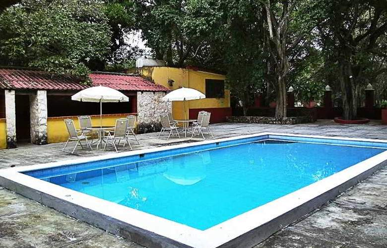 Hacienda San Miguel - Pool - 3