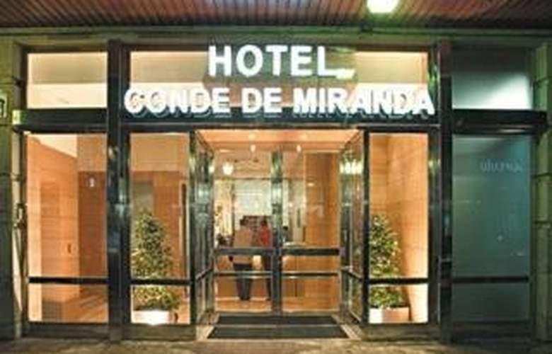 Conde de Miranda - Hotel - 0