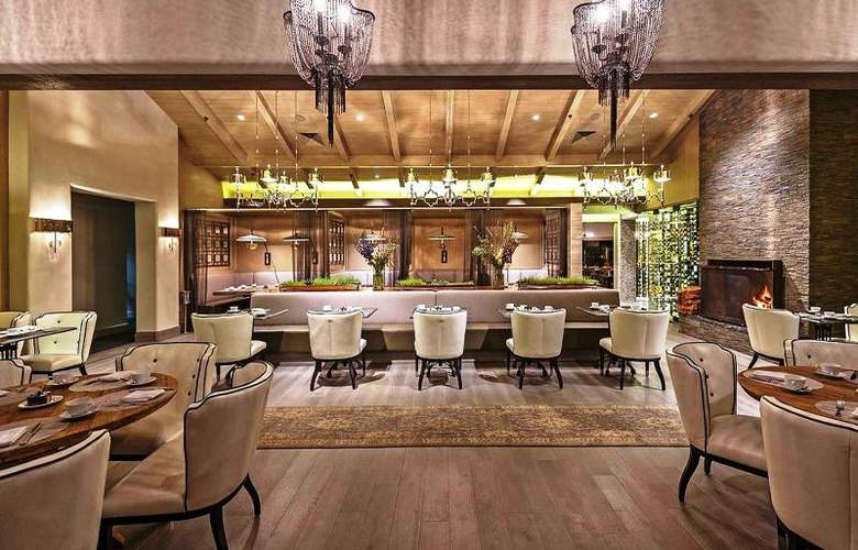 Bernardus Lodge - Restaurant - 7