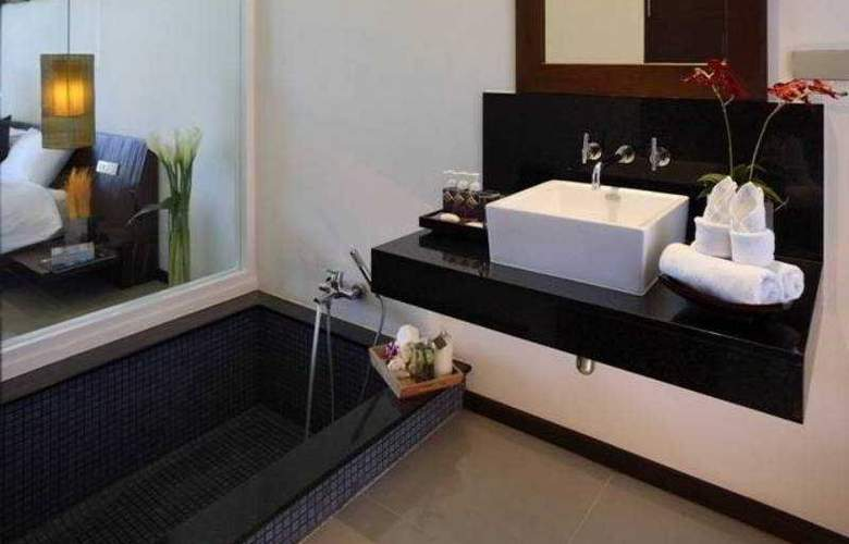 Two Villas Holiday Oxygen Style Nai Harn Beach - Room - 9