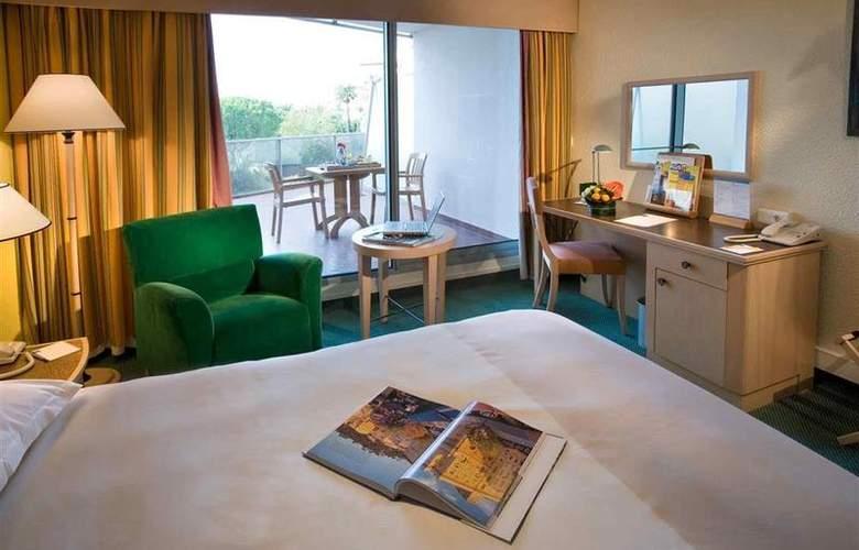 Novotel Cannes Montfleury - Room - 39