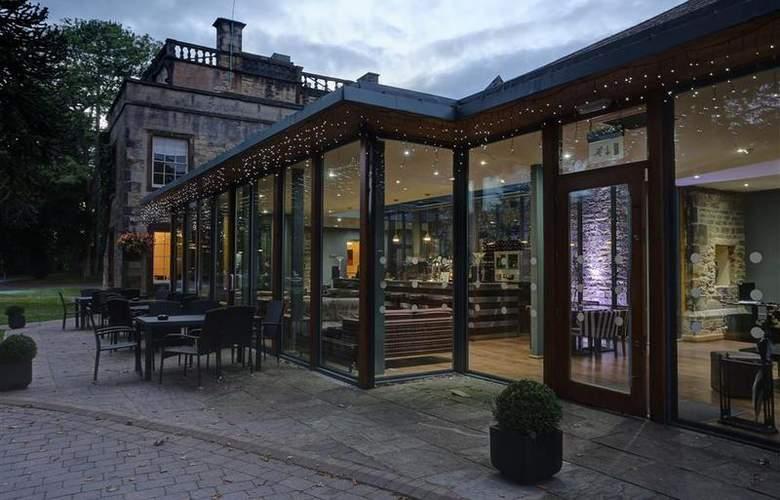 Best Western Mosborough Hall - Restaurant - 176