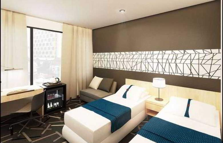 Pacific Express Hotel Central Market Kuala Lumpur - Room - 7