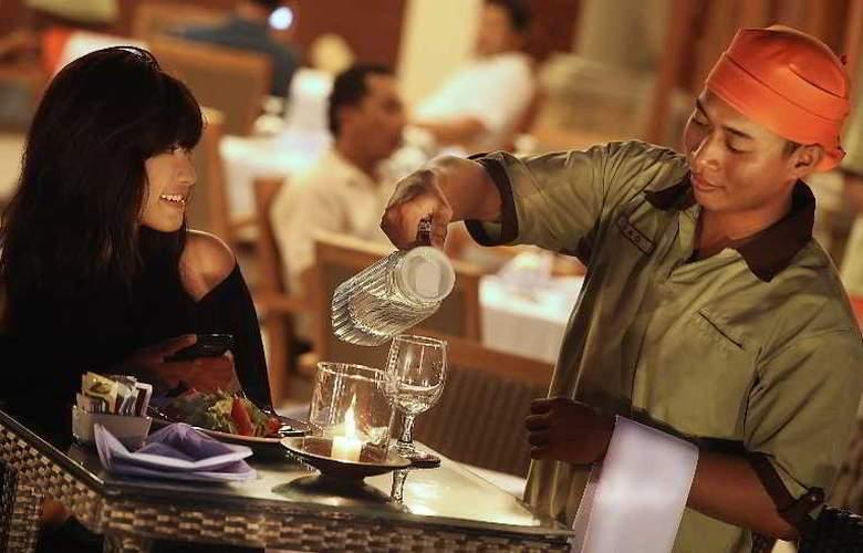 Abi Bali Resort Villa & Spa - Restaurant - 26