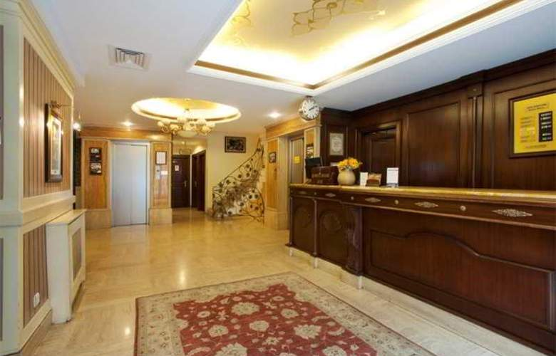 Orient Express Hotel - Sirkeci Group - General - 1