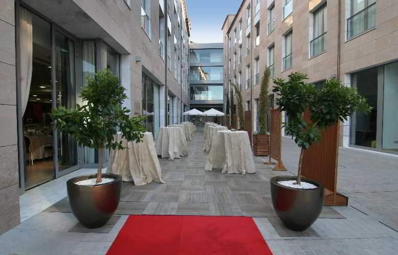 Atiram Gran Hotel Don Manuel - Terrace - 2