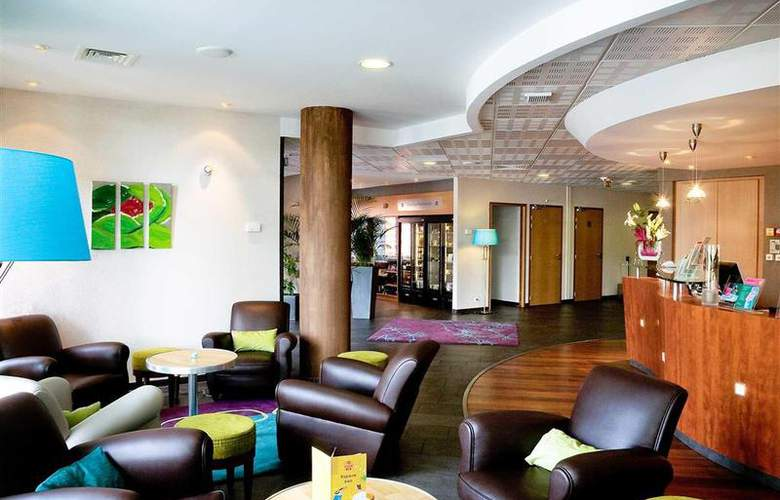 Suite Novotel Clermont Ferrand Polydome - Hotel - 31