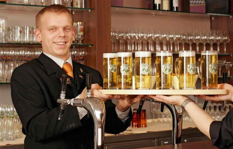 Mercure Muenchen Neuperlach Sued - Bar - 28