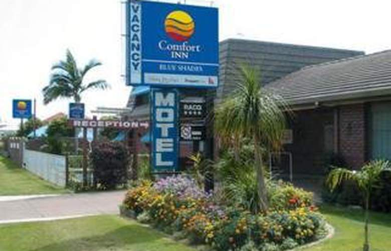 Comfort Inn Blue Shades - Hotel - 0