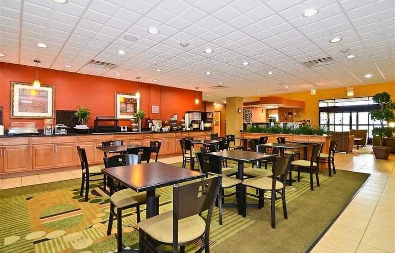 Best Western Plus Chicago Southland - Restaurant - 167
