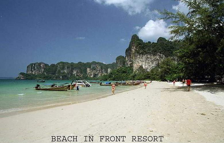 Sand Sea Resort and Spa Krabi - Beach - 7