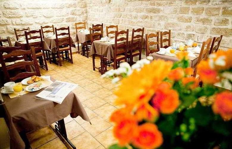 Jardin de Villiers - Restaurant - 6
