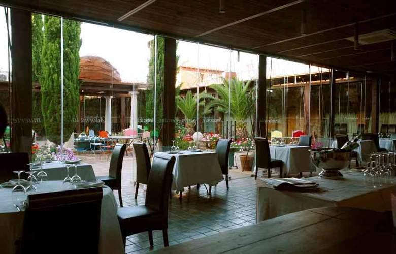 Palacio de la Serna - Restaurant - 4