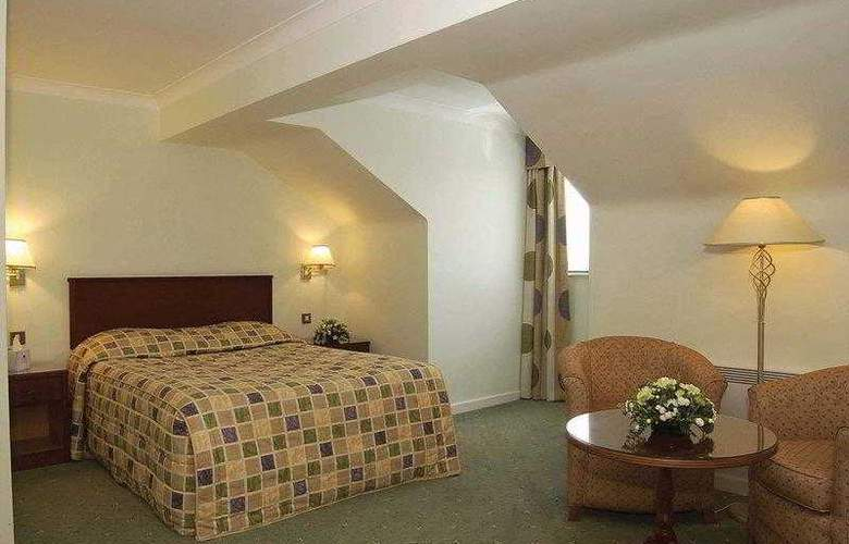 Best Western Bentley Leisure Club Hotel & Spa - Hotel - 3