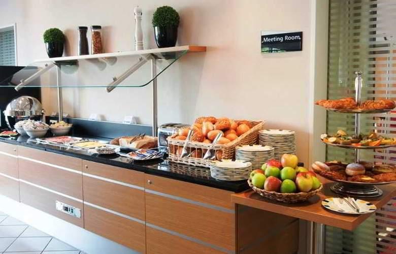 Holiday Inn Express Cologne Muelheim - Restaurant - 34