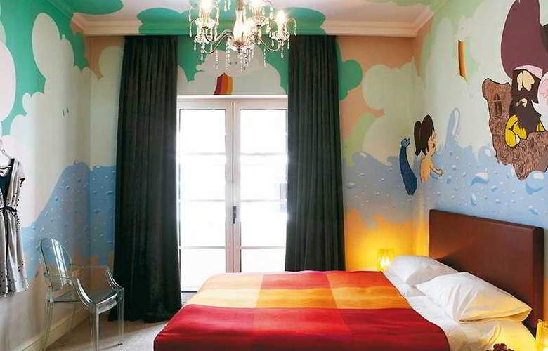 Classical Baby Grand Hotel - Room - 5