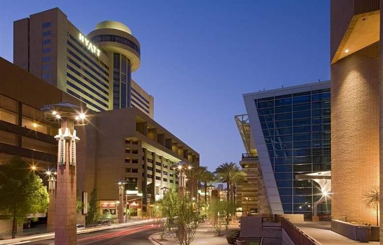 Hyatt Regency Phoenix - Hotel - 7