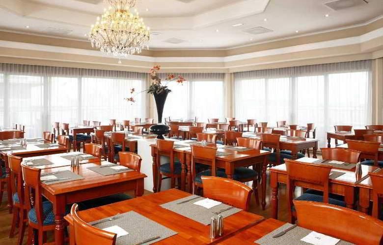 NH Atlanta Rotterdam - Restaurant - 7