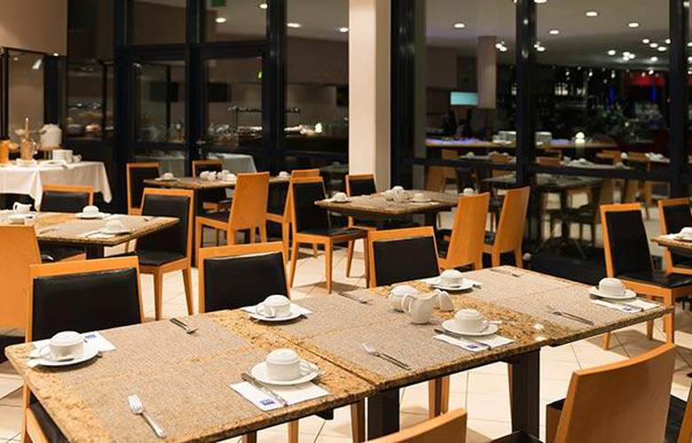 Tryp Dusseldorf Airport - Restaurant - 27