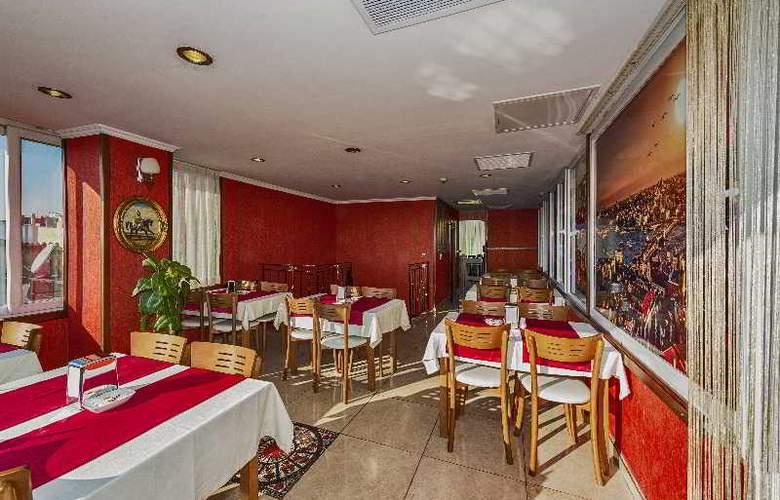 Elfida Suites Hotel - Restaurant - 26