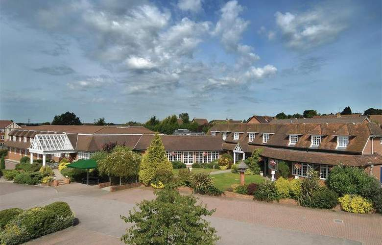 Best Western Calcot - Hotel - 110