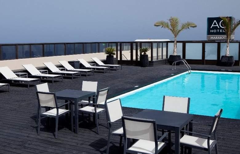 AC Hotel Iberia Las Palmas by Marriott - Pool - 19