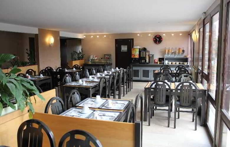 Castel Burgond - Restaurant - 5