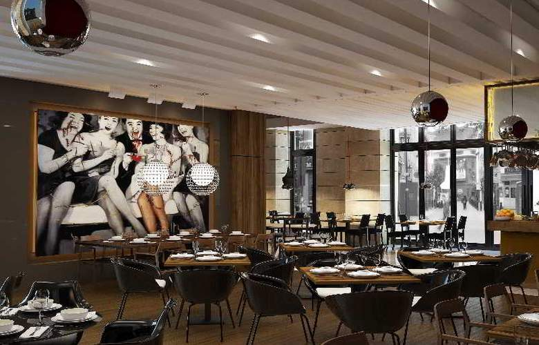 Dosso Dossi Downtown - Restaurant - 26