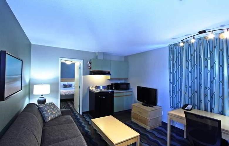 Accent Inn Kelowna - Room - 13